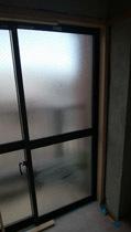 181006 表面ガラス戸木枠1