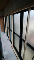 181006 表面ガラス戸木枠2