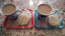 181227 サロン待ち母とお茶①