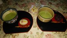 181227 サロン待ち母とお茶②
