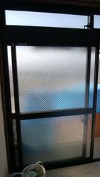 181015 洋室窓枠交換5