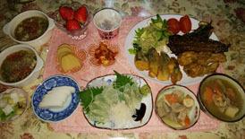 190203 晩御飯