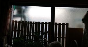 181018 窓の外