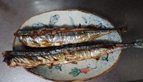 181016 魚焼いて