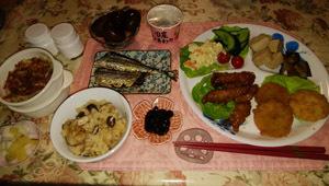 181007 晩御飯