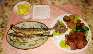 181016 晩御飯