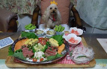 190725 Non12歳お祝いご飯