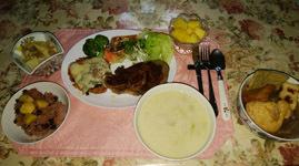 190917 私の晩御飯