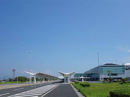 北九州空港周辺