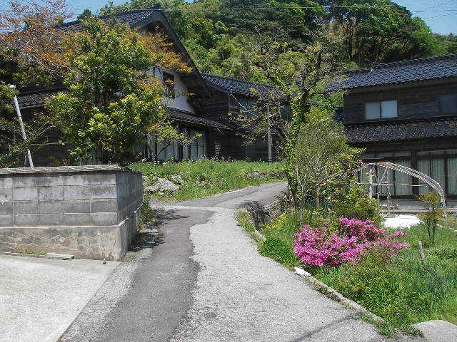 禄剛崎への道201805-1