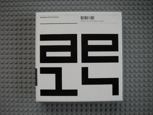 "Autechre ""NTS Sessions."""
