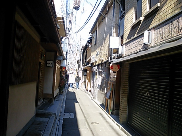 先斗町通り201901