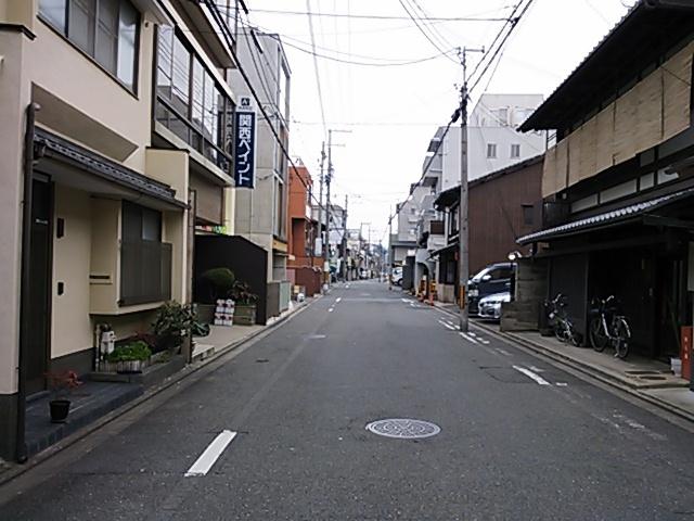 間之町通201902