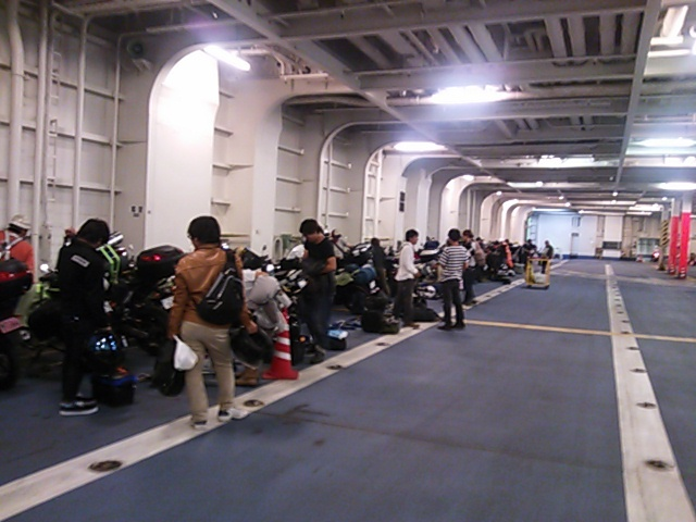 敦賀港にて201608-2