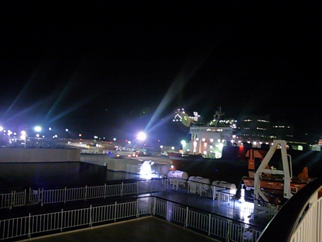 敦賀港にて201608-3