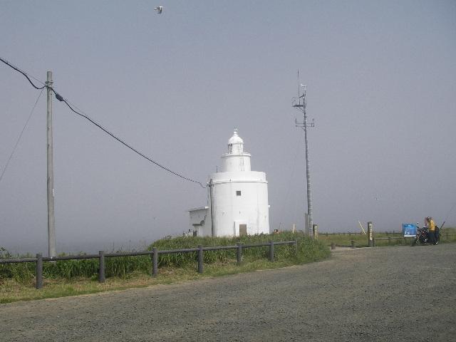 納沙布岬灯台2016-1