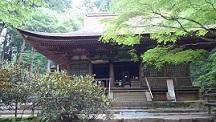 室生寺本堂