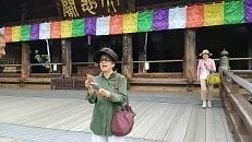 長谷寺舞台