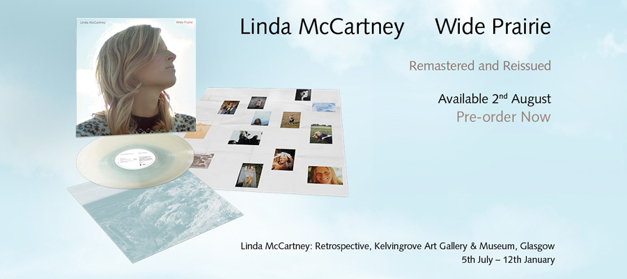 Wide Prairie - Linda McCartney