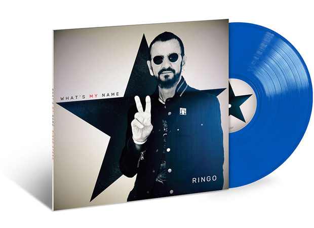 What's My Name (Exclusive Blue Coloured Vinyl) - Ringo Starr