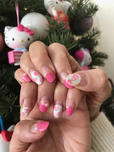 Christmas 2018 Nail