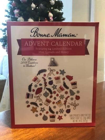 Bonne Maman Adbent Calendar 2018