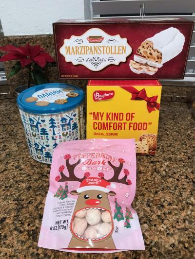 Christmas 2018 Candy Sweets