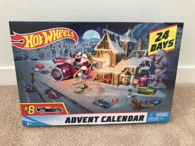 Christmas 2018 Hot Wheels