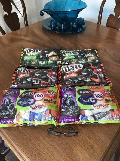 Halloween Candy 2019