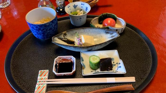うち山朝食 (2)