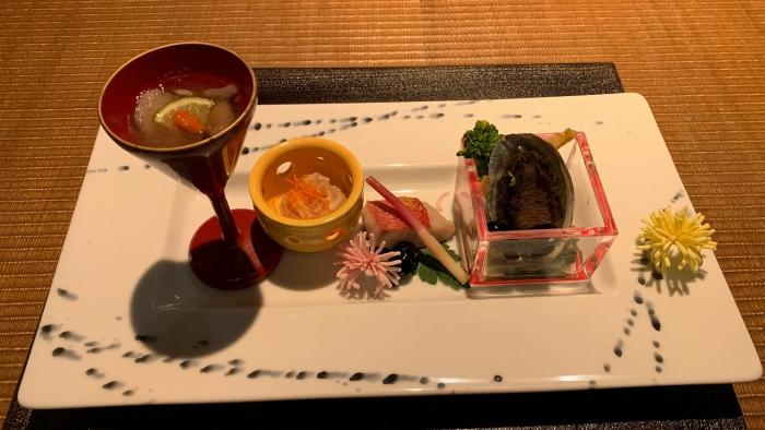 ばさら邸食事 (4)