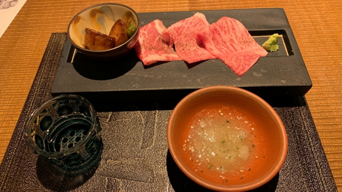 ばさら邸食事 (9)