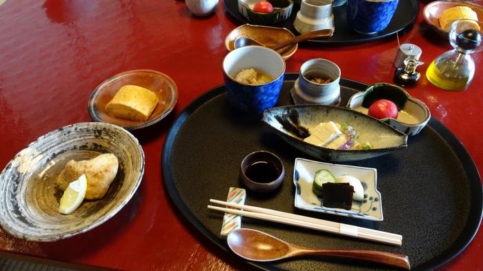 うち山朝食 (1)