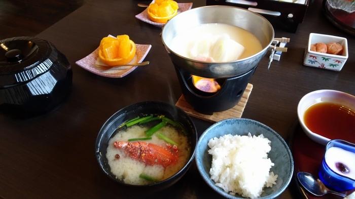 川奈別邸朝食 (5)