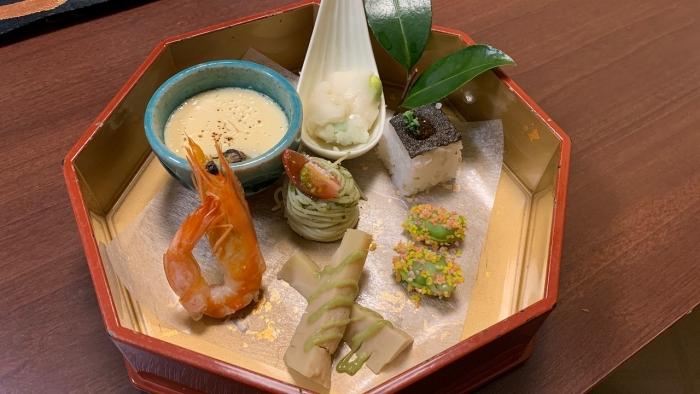 星のあかり食事 (2)