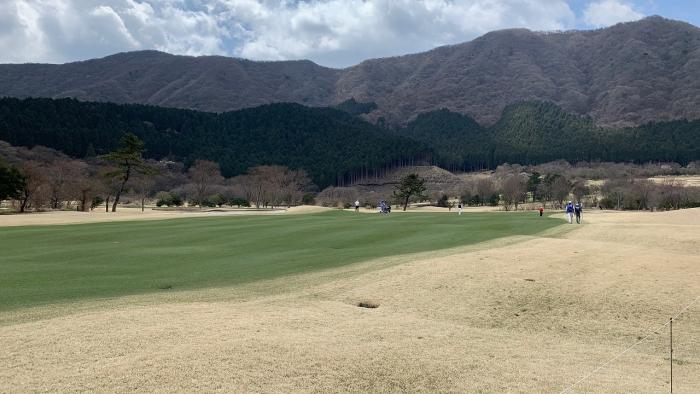 ゴルフ観戦 (5)