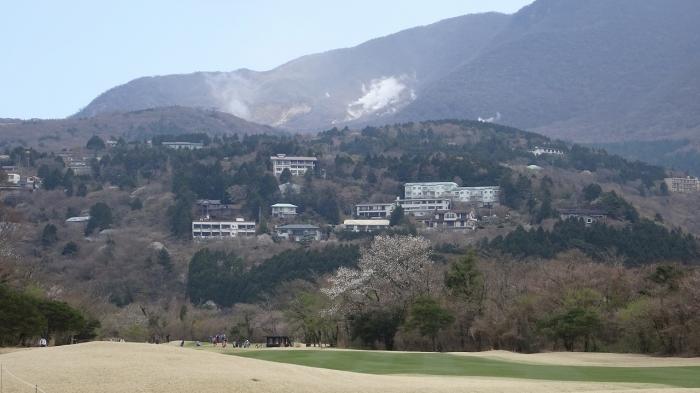 ゴルフ観戦 (6)
