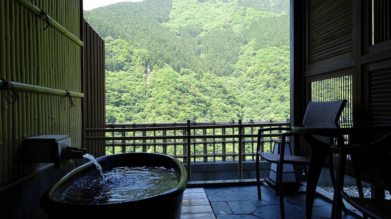 和の宿ホテル祖谷温泉 部屋編 (2019年5月)