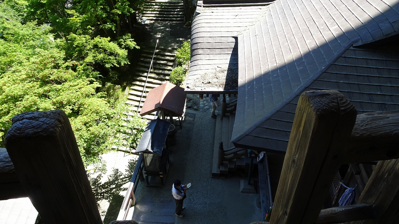 四国八十八箇所霊場巡り 岩屋寺 (2019年5月)
