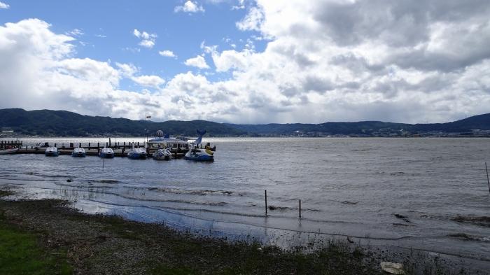 諏訪湖観光 (4)