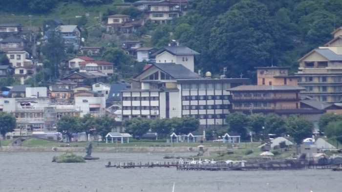諏訪湖観光 (3)