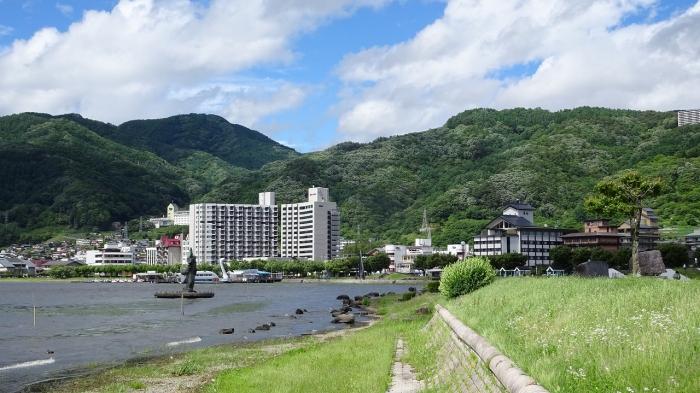 諏訪湖観光 (5)