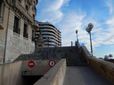 バルセロナ2017.9タラゴナ