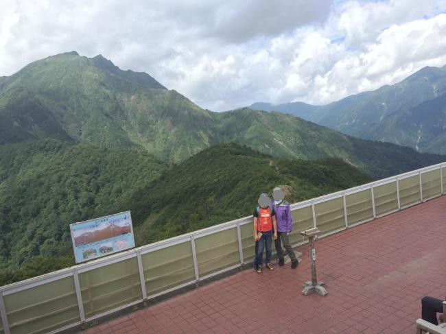 2人谷川岳
