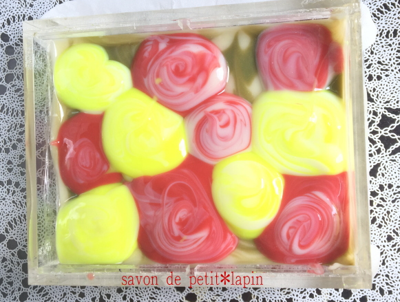 redyellow rose