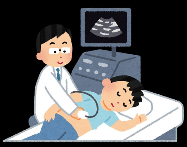 エコー超音波検査のイメージ画像