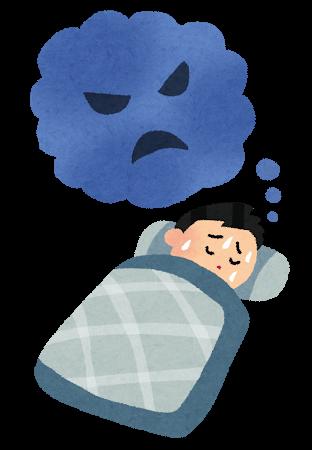 【胃ガン 体験談】 ひどい寝汗は癌の自覚症状だった!!