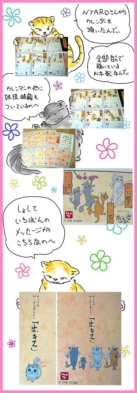 NYAROさんカレンダー 乗算 35