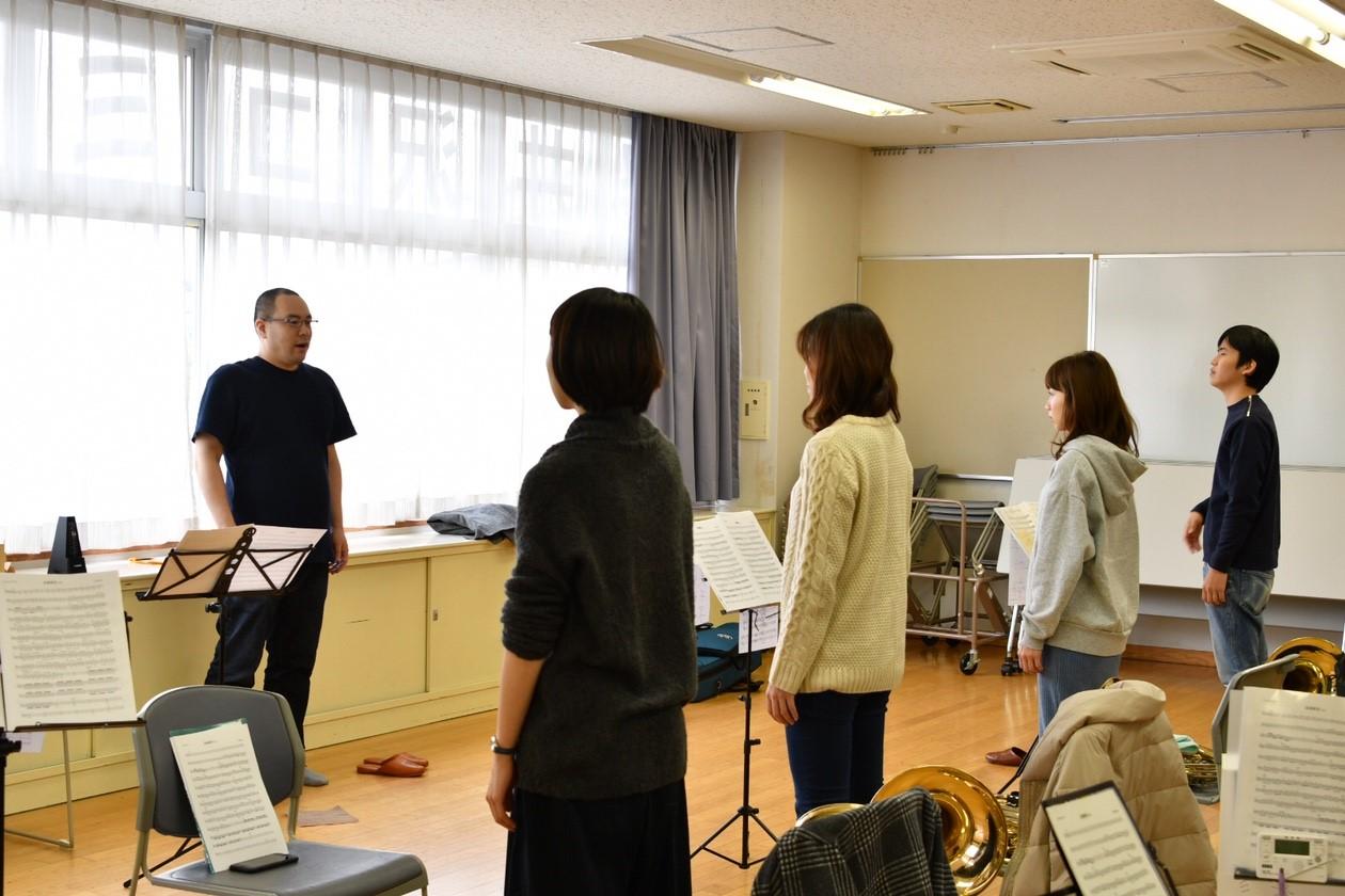横浜市の一般吹奏楽  ホルン募集中!