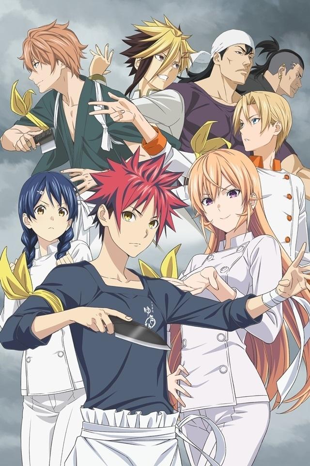 #shokugeki_anime